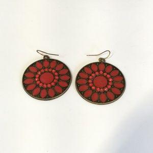 Fun Vintage Dangle Earrings